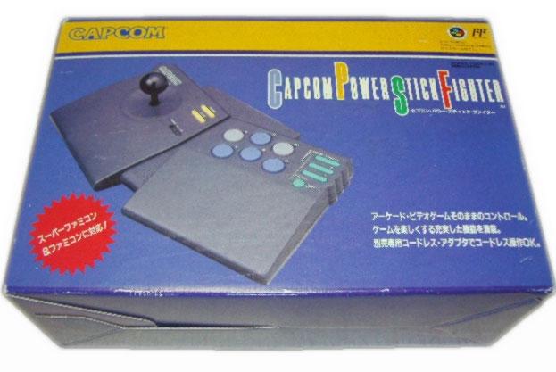 Capcom Power Stick Fighter