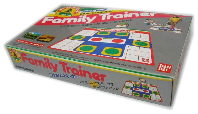 Family Trainer (no manual or inner packaging)
