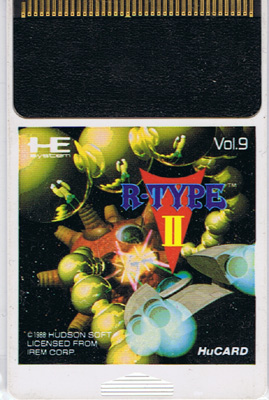 R Type II (Hu Card Only)