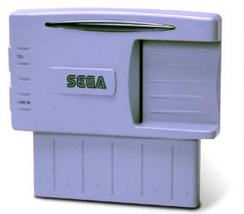 Sega Saturn Modem (New)