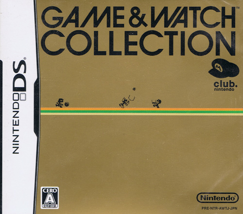 Game & Watch Collection (No Manual)