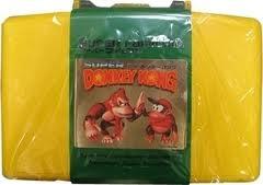 Super Famicom Game Bag Donkey Kong (New)
