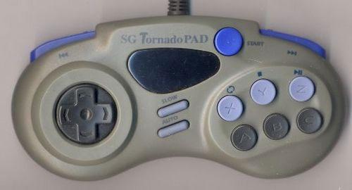 SG Tornado Pad (New)