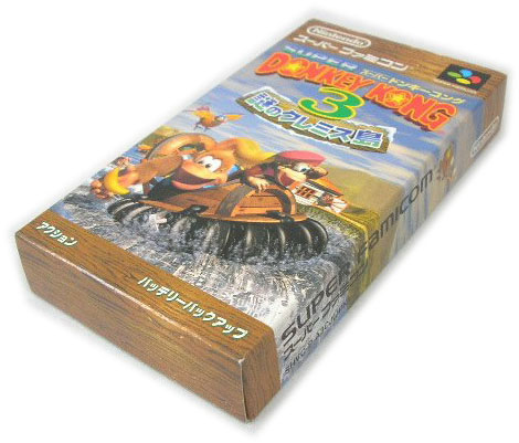 Super Donkey Kong 3 (Cart Only)