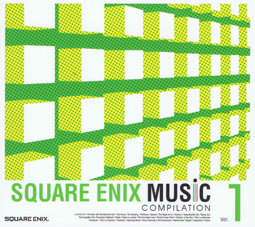 Square Enix Music Compilation Vol. 1 (New) (Sale)
