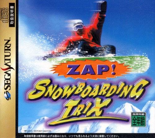 Zap Snowboarding Trix (New)