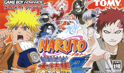 Naruto Ninja Council 2 (New)