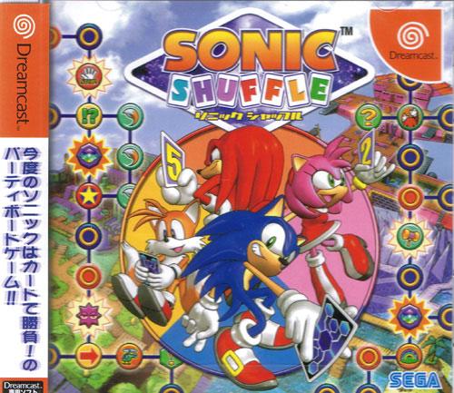 Sonic Shuffle (New)