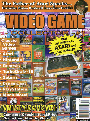 Video Game Collector 3