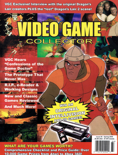Video Game Collector 5