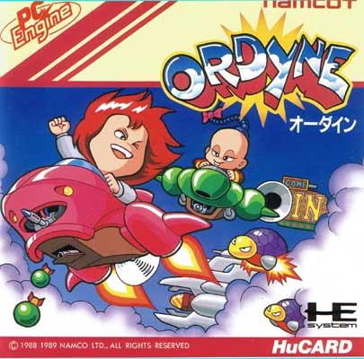Ordyne (Hu Card Only)