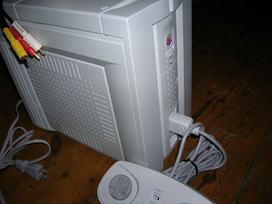 Japanese PC FX Console (no box or manual)
