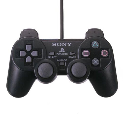 Playstation Dualshock 2 Controller (Black) (Unboxed)