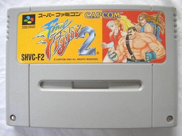 Final Fight 2 (Cart Only)