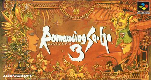 Romancing Saga 3 (New)