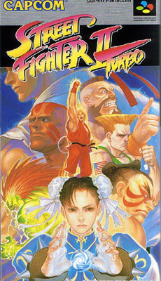 Street Fighter II Turbo (Cart Only)