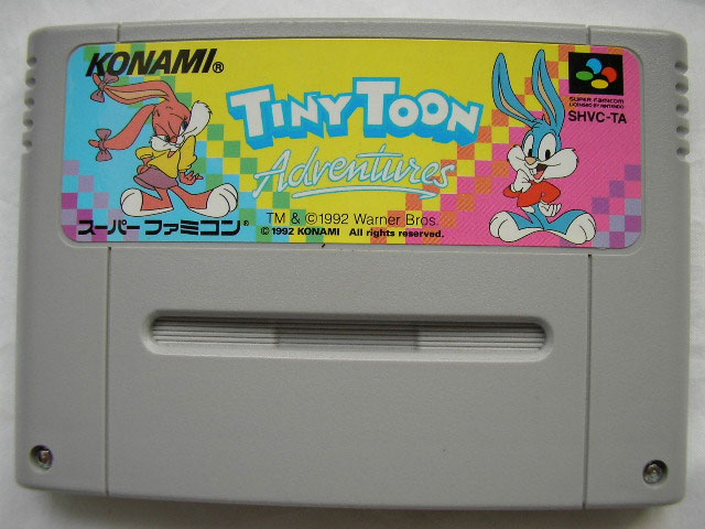 Tiny Toon Adventures (Cart Only)