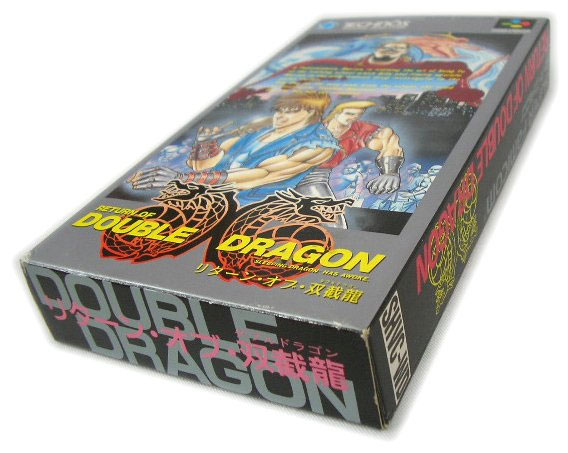 Return of Double Dragon (New)