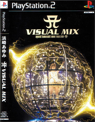 Visual Mix Ayumi Hamasaki Dome Tour 2001 (New)