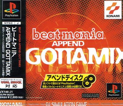 Beatmania Append Gottamix