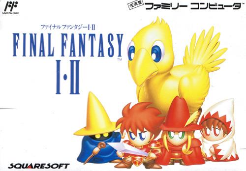 Final Fantasy I II