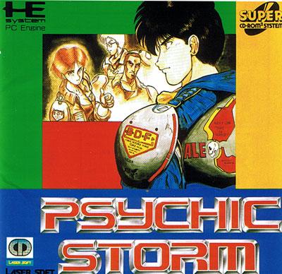 Psychic Storm (New)