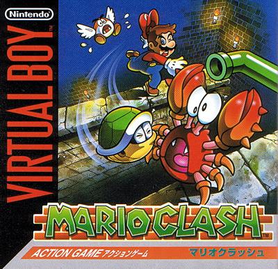 Mario Clash (New)