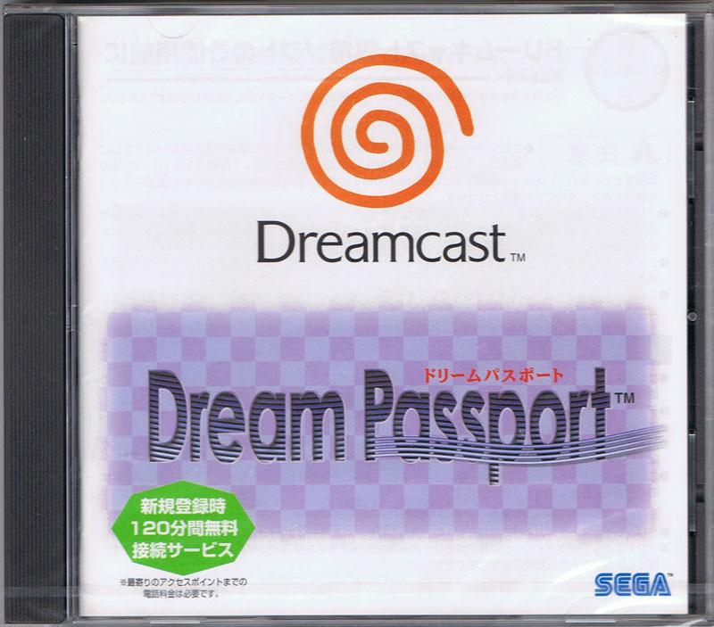 Dream Passport (New)