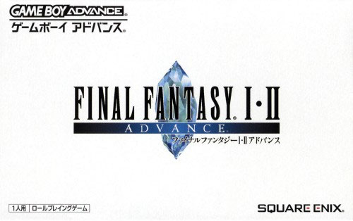 Final Fantasy I II Advance