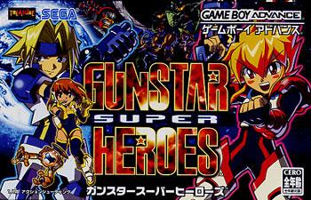Gunstar Super Heroes (New)