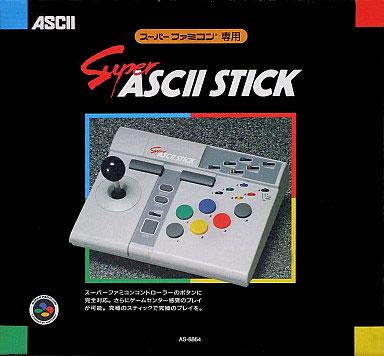 Super Ascii Stick (New)