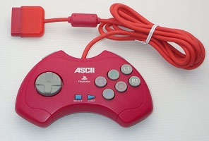 Ascii Pad FT2 (Capcom Version) (No Manual or Box)