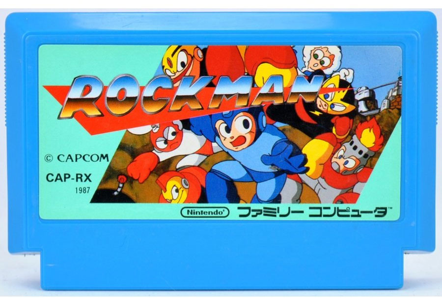 Rockman (Cart Only)