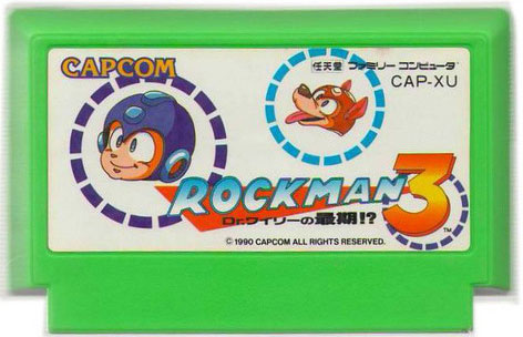 Rockman 3 (Cart Only)