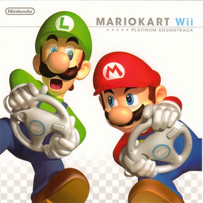 Club Nintendo Soundtrack Mario Kart  (New)