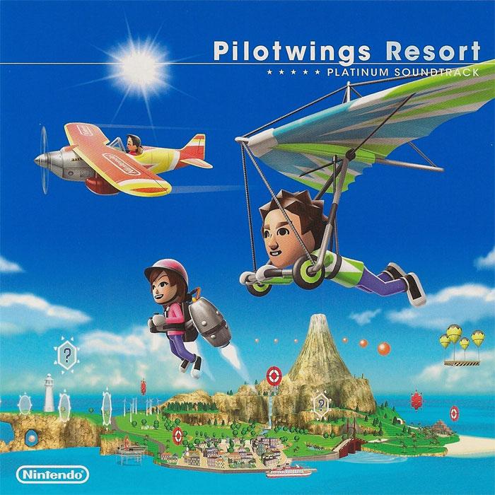 Club Nintendo Soundtrack Pilotwings Resort (New)