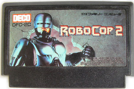 Robocop 2 (Cart Only)