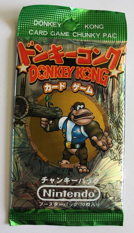 Donkey Kong Card Game (New)