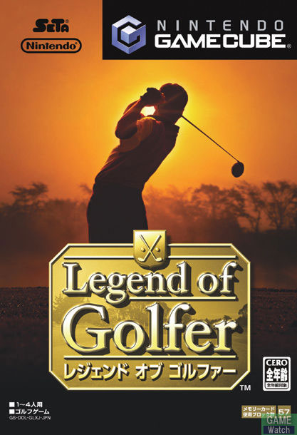 Legend of Golfer