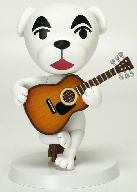 Animal Crossing Figure KK Slider (New)