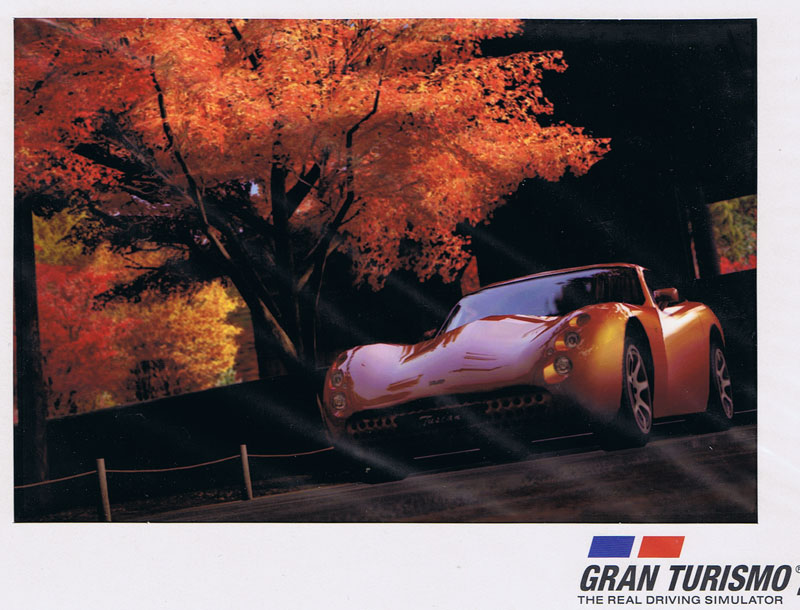 Gran Turismo 4 Picture Set (New)