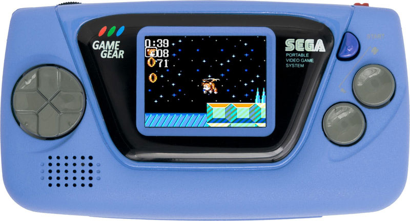 Game Gear Micro (Blue) (New)