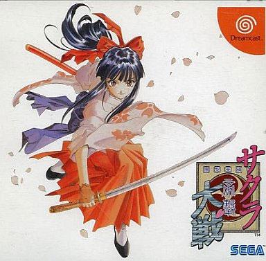 Sakura Wars (Missing Bonus Disk)