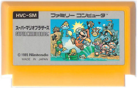 Super Mario Brothers (Cart Only)