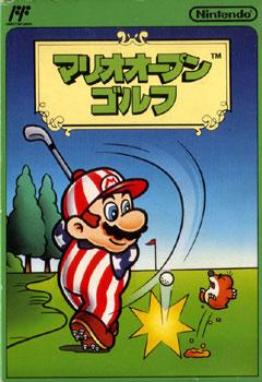 Mario Open Golf