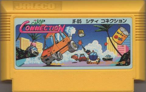 City Connection (Cart Only)