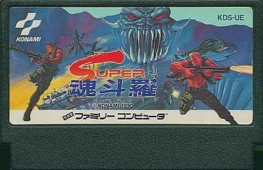 Super Contra (Cart Only)