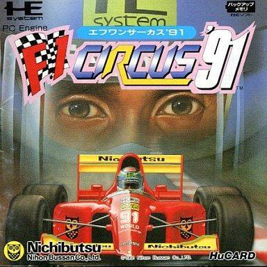 F1 Circus 91