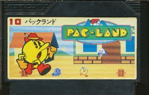 Pac Land (Cart Only)