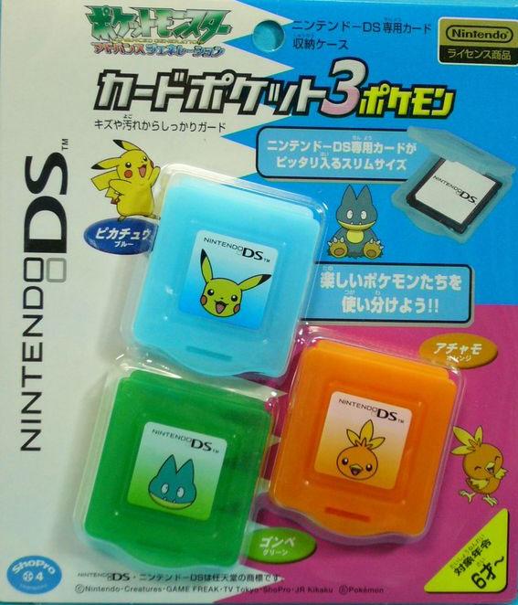 Card Pocket 3 Pokemon (New)